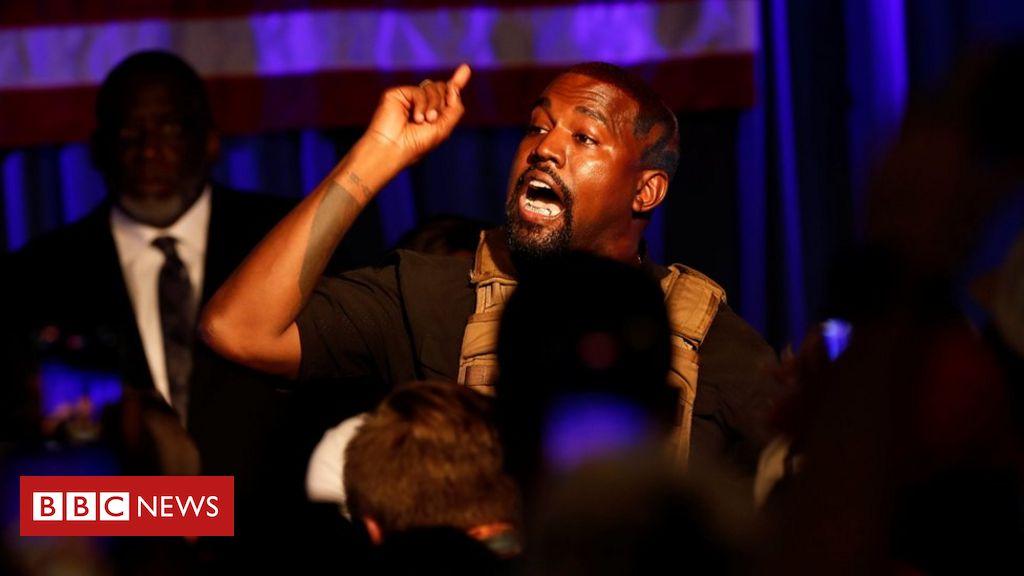 US-Wahl 2020: Kanye West startet unkonventionelle Bewerbung um die Präsidentschaft