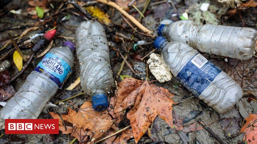 Themse 'stark mit Plastik verschmutzt'