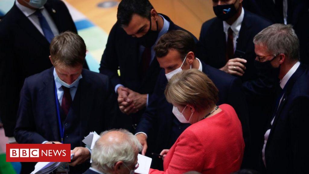 Coronavirus: EU-Staats- und Regierungschefs erzielen nach dem Marathon-Gipfel ein Wiederherstellungsabkommen