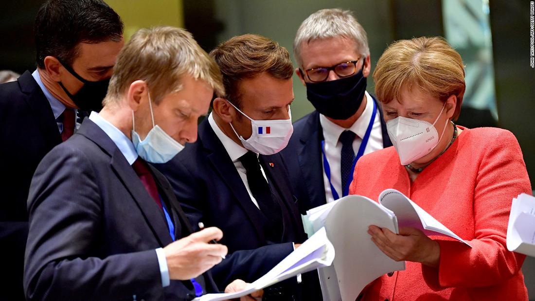 Die Staats- und Regierungschefs der EU einigen sich auf einen wegweisenden Konjunkturplan