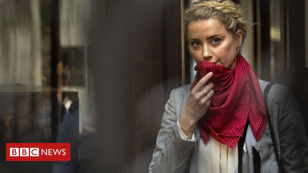 Johnny Depp und Amber Heard: Elon Musk bot der Schauspielerin '24 / 7 'Sicherheit