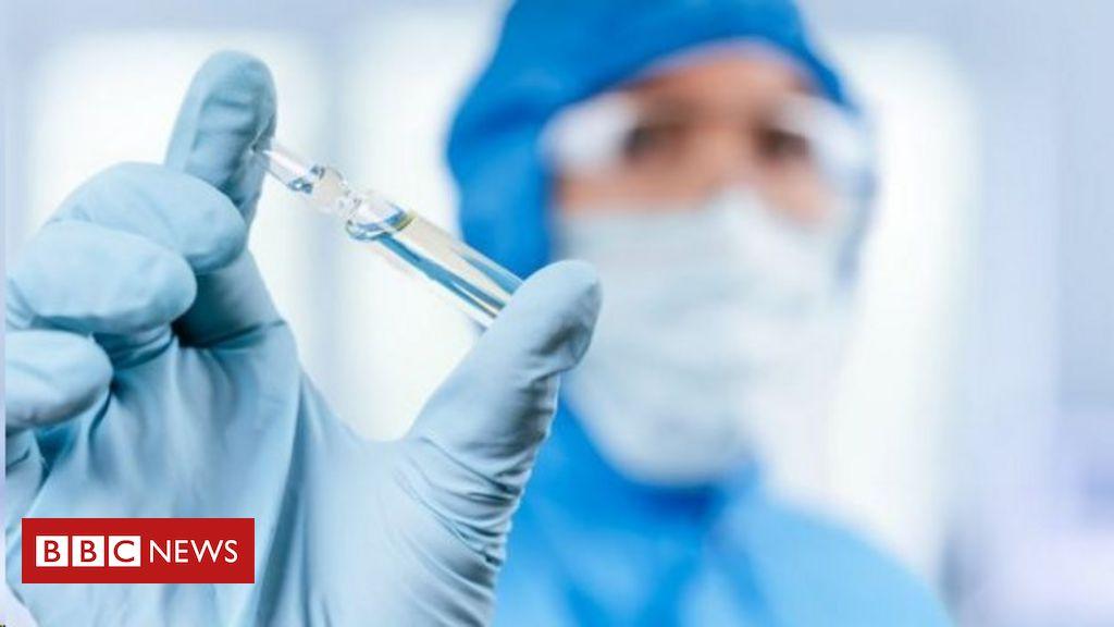 Coronavirus: Virus hier zu bleiben und Tee und Kekse zu sperren