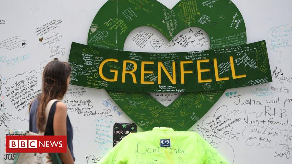 """Grenfell Tower-Anfrage: Die Hauptfirma """"ignorierte"""" eine E-Mail, die Verkleidungsängste aufkommen ließ"""