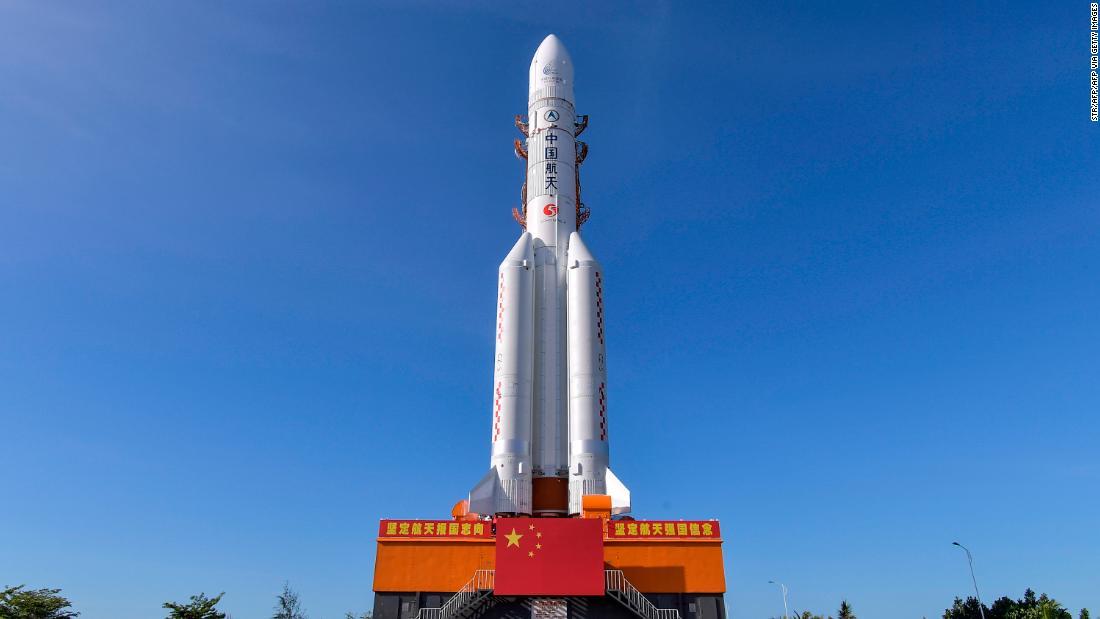 Mars-Missionen sind die neueste Arena in der Rivalität zwischen den USA und China