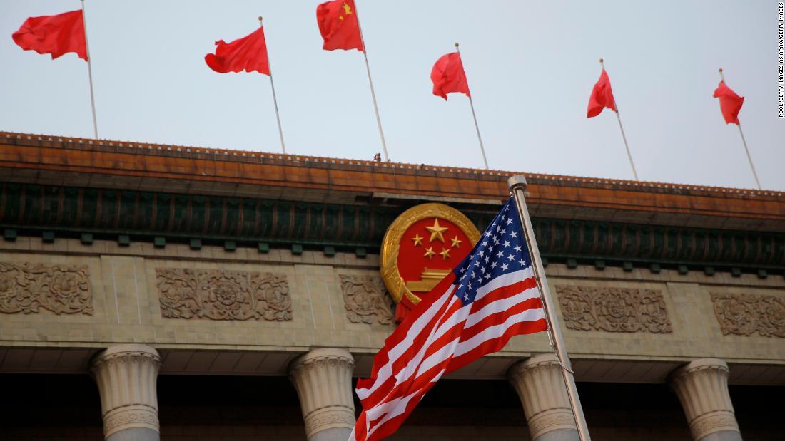 USA bestellen Schließung des chinesischen Konsulats in Houston