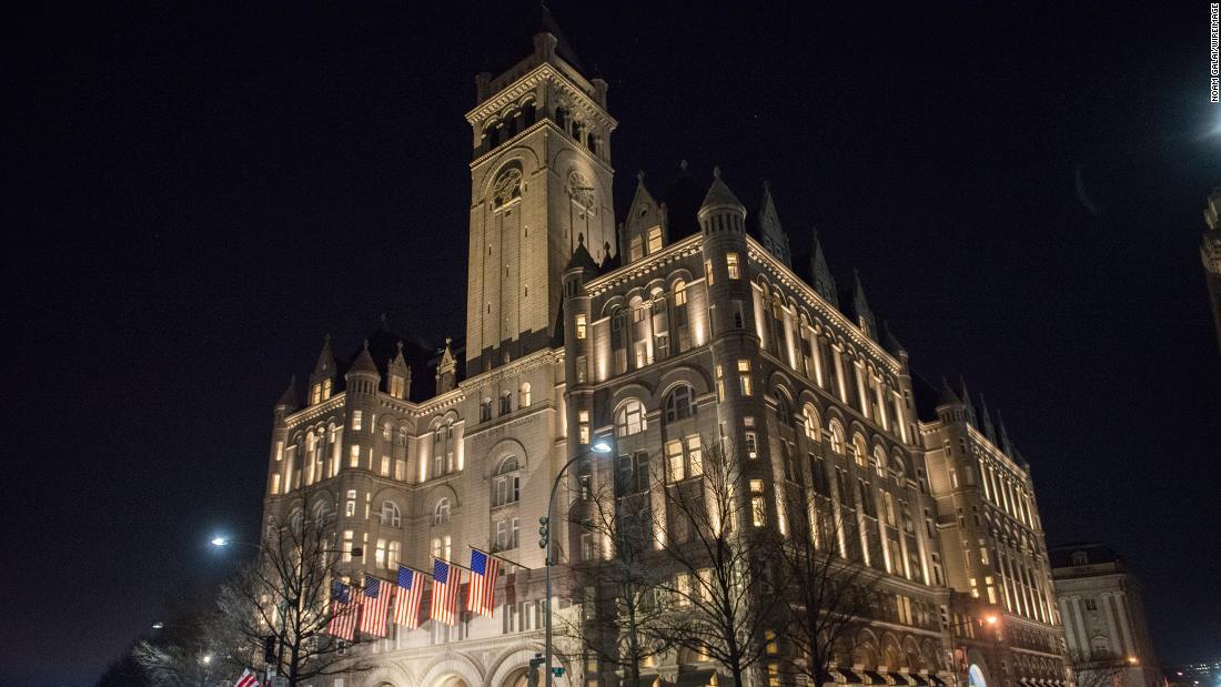 Der Ermittler von DC findet im Trump International Hotel keine Verstöße im Zusammenhang mit Covid