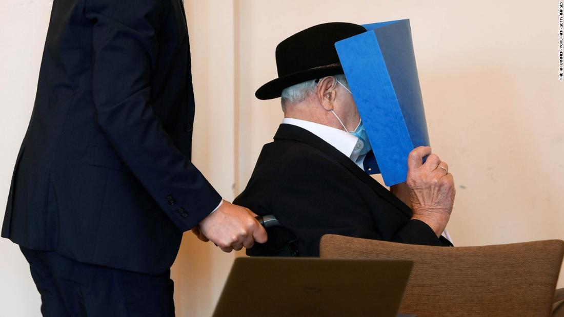 Bruno D, ehemaliger NS-KZ-Wachmann, in Deutschland verurteilt