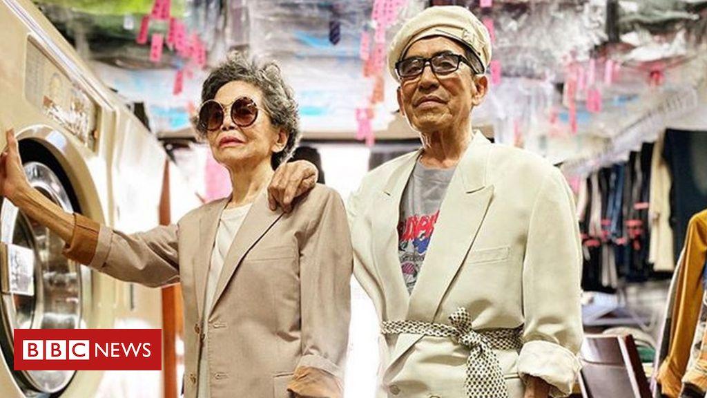 Taiwan Wäsche: Ältere Models sind unerwartete Instagram-Hits