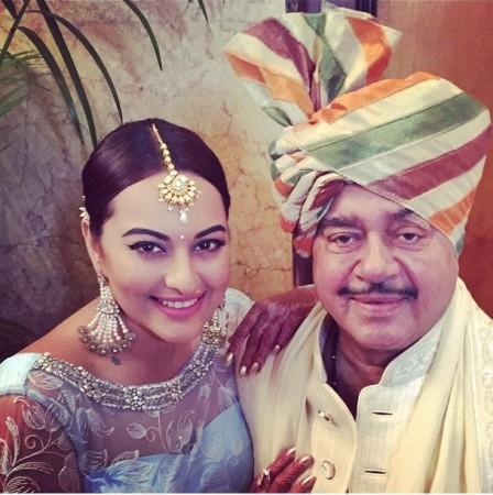Sonakshi Sinhas Bruder Hochzeit