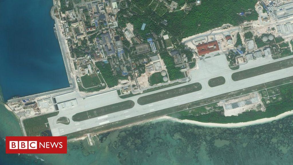 Streit um das Südchinesische Meer: Australien sagt, Pekings Ansprüche hätten keine Rechtsgrundlage