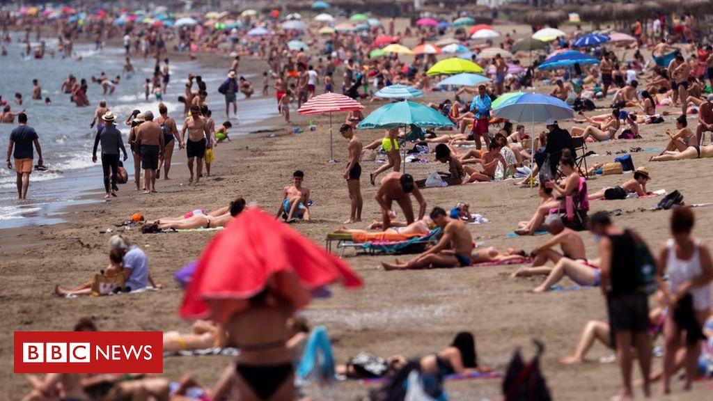 Coronavirus: Großbritannien bringt 14-Tage-Quarantäne für Spanien zurück