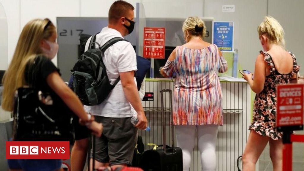 Coronavirus: Reisende aus Spanien sollen unter Quarantäne gestellt werden