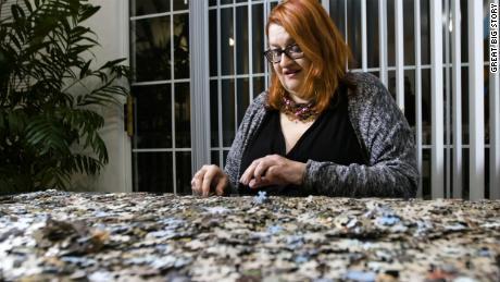 Elonka Dunin ist eine bekannte Kryptologin, die es liebt, Rätsel aller Art zu lösen, aber Kryptos hat sie verblüfft.