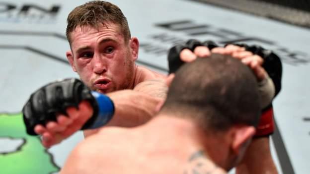 UFC Fight Island 3: Robert Whittaker schlägt Darren Till bei der Endrunde in Abu Dhabi