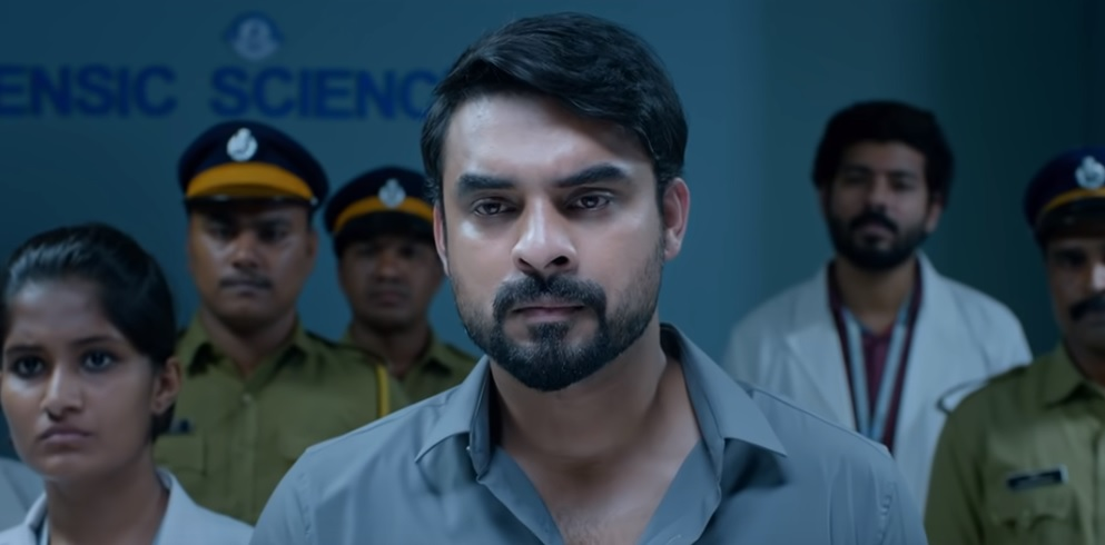 Tovino Thomas announces premiere date of Forensic in Telugu
