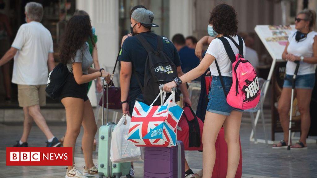 Coronavirus: Tui verschrottet spanische Feiertage wegen Quarantäneschlag