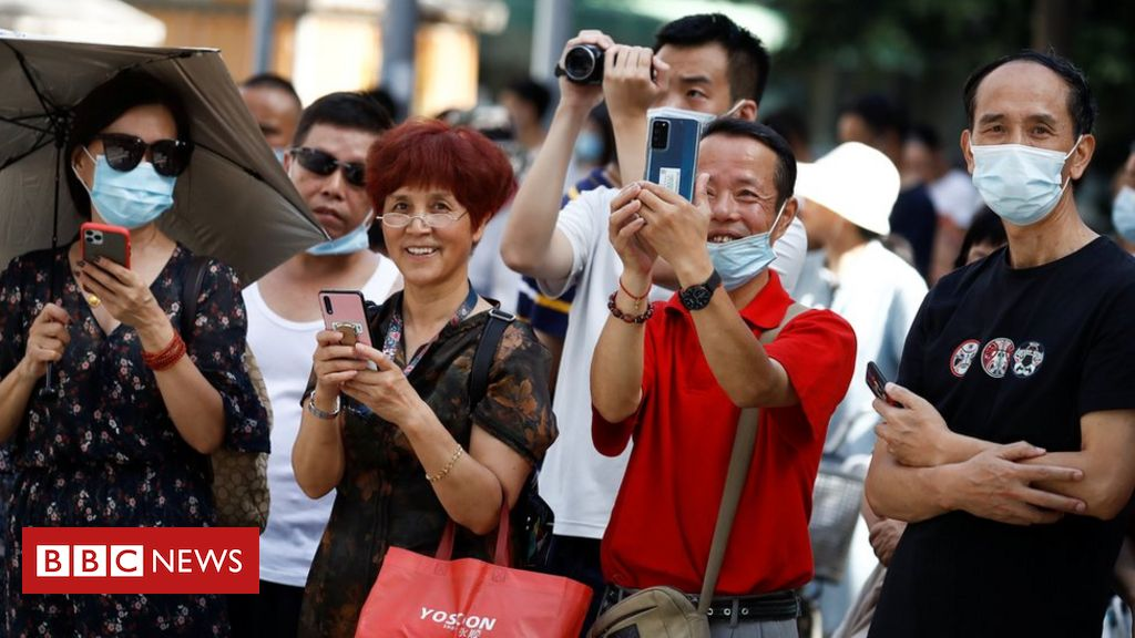Chengdu: Die USA verlassen das Konsulat in China, wenn die Frist abgelaufen ist