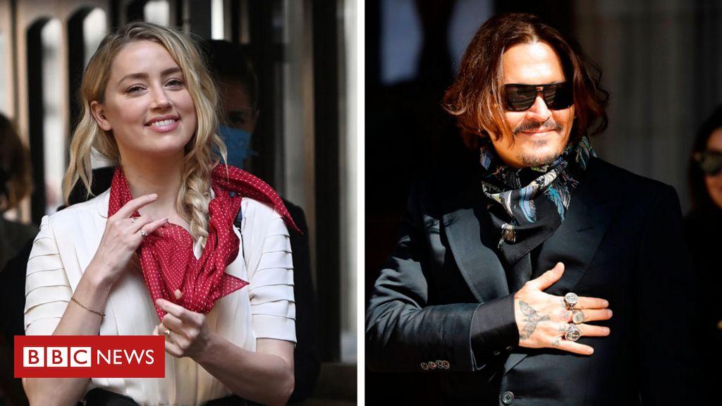 Johnny Depp Fall: Was sind die Verleumdungsgesetze und wie funktionieren sie?