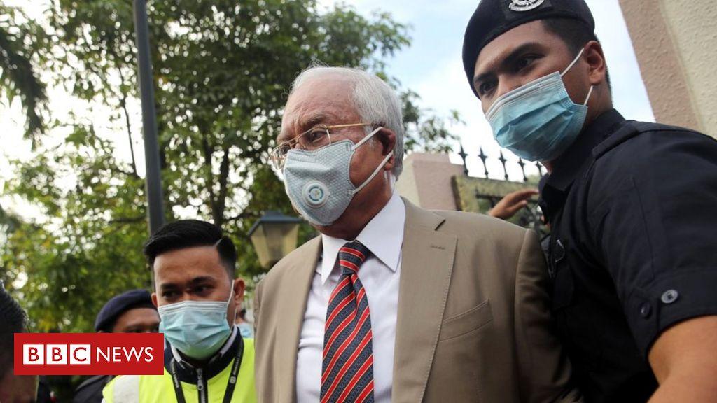 Najib Razak: Ehemaliger malaysischer Premierminister schuldig an allen Anklagen im Korruptionsprozess