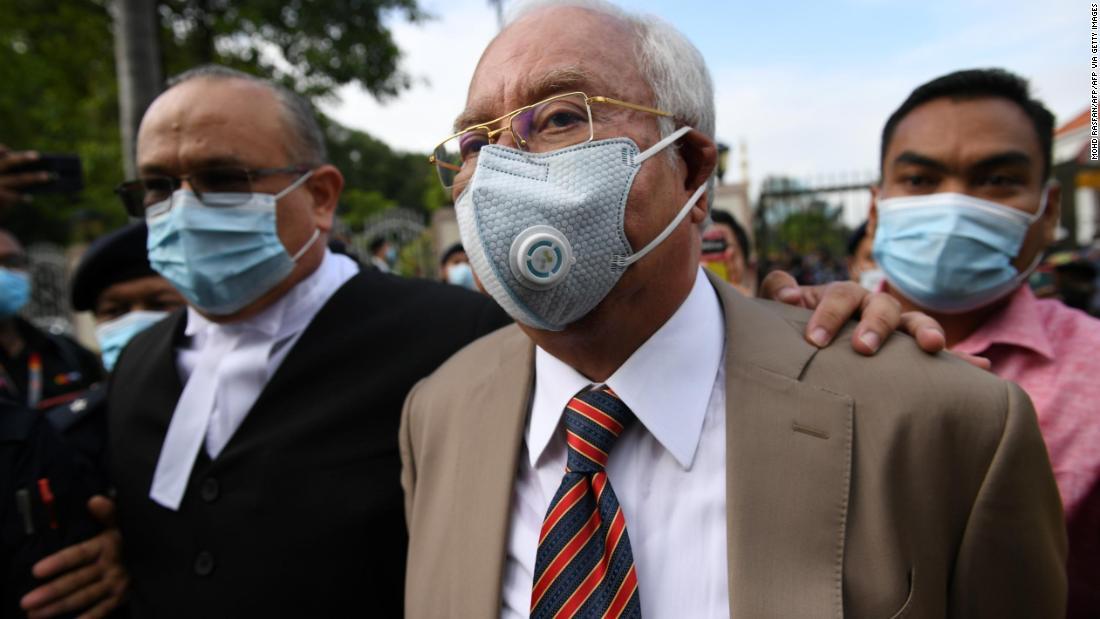 Najib-Prozess: Ehemaliger malaysischer Premierminister wegen sieben Anklagepunkten im Zusammenhang mit dem 1MDB-Skandal schuldig gesprochen