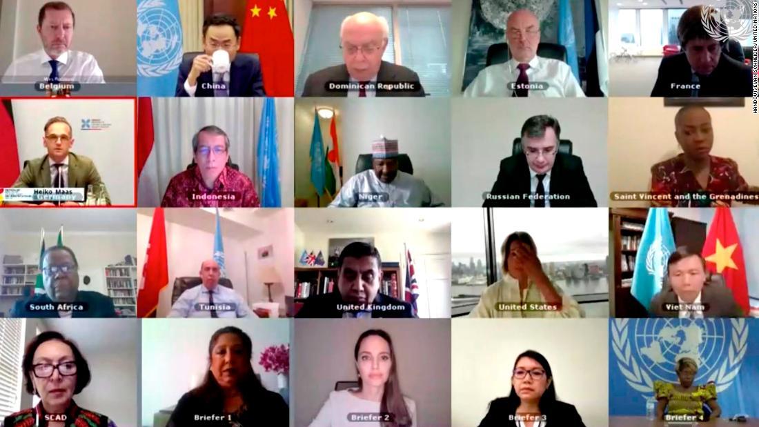 Wie UN-Diplomaten im Zeitalter von Covid-19 aus der Ferne verhandeln
