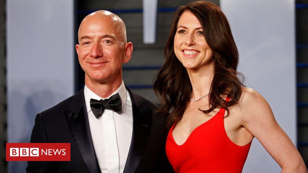 MacKenzie Scott spendet seit der Scheidung des Amazon-Chefs 1,7 Milliarden US-Dollar