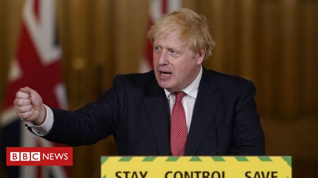 Boris Johnson sucht einen Sprecher für Briefings im Stil des Weißen Hauses