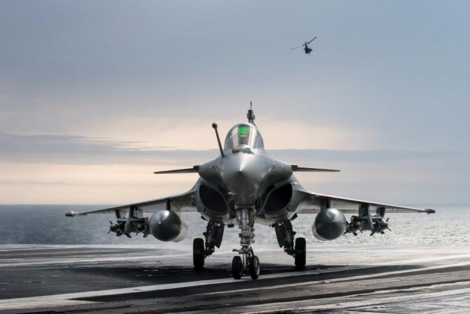 Rafale Mehrzweck-Kampfflugzeuge geben der IAF den entscheidenden Vorteil