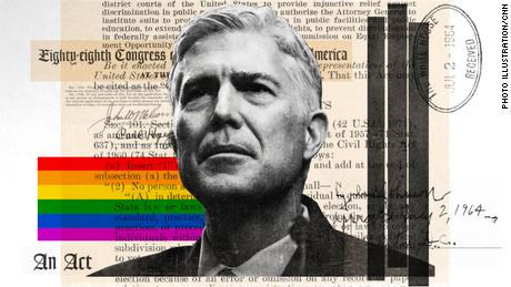 Wut, Lecks und Spannungen am Obersten Gerichtshof während des LGBTQ-Rechtsverfahrens