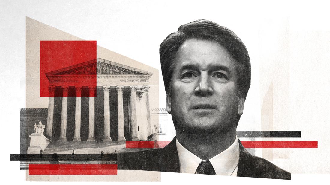 Brett Kavanaugh versuchte, Abtreibungs- und Trump-Finanzdokumente zu umgehen