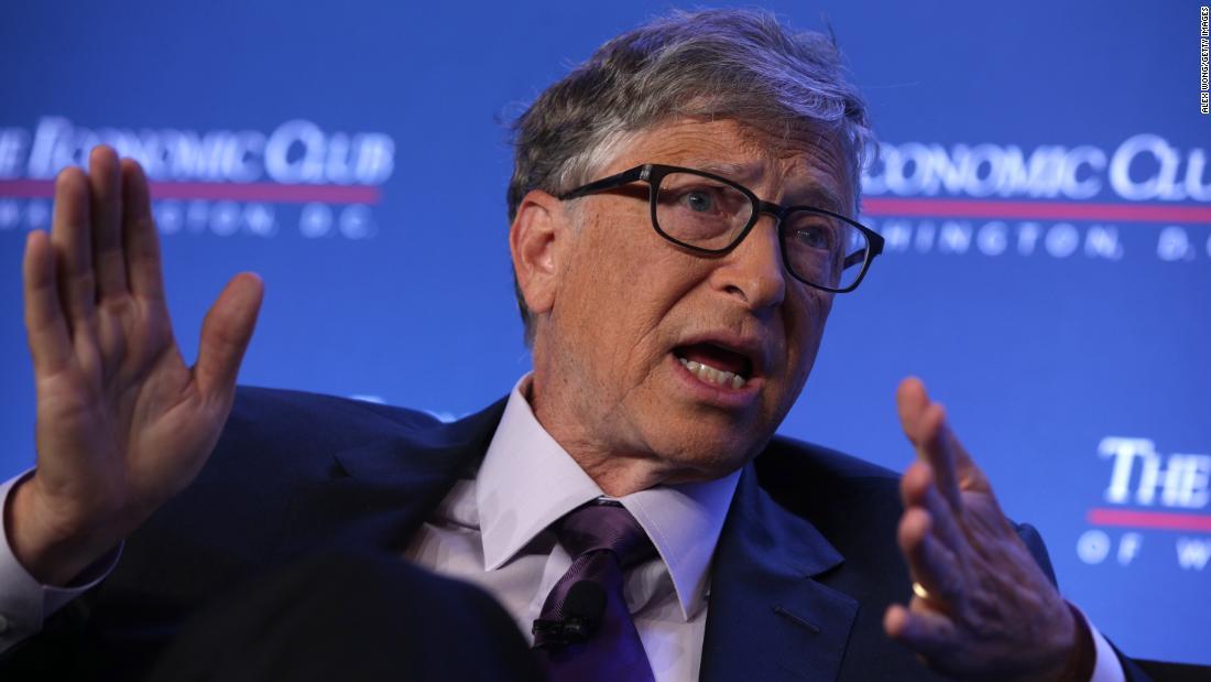 """Laut Bill Gates sind die meisten Coronavirus-Tests eine """"völlige Verschwendung"""", da die Ergebnisse zu langsam zurückkommen"""