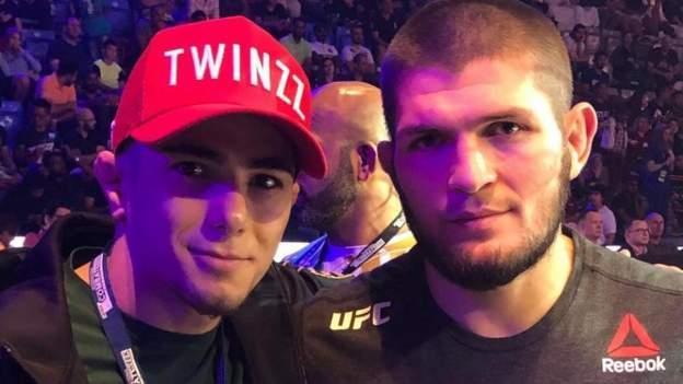 Muhammad Mokaev: Flüchtling auf dem Weg zum jüngsten UFC-Champion