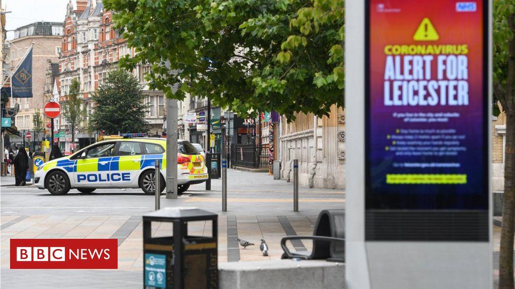Leicester Lockdown: Pubs und Restaurants müssen wieder geöffnet werden