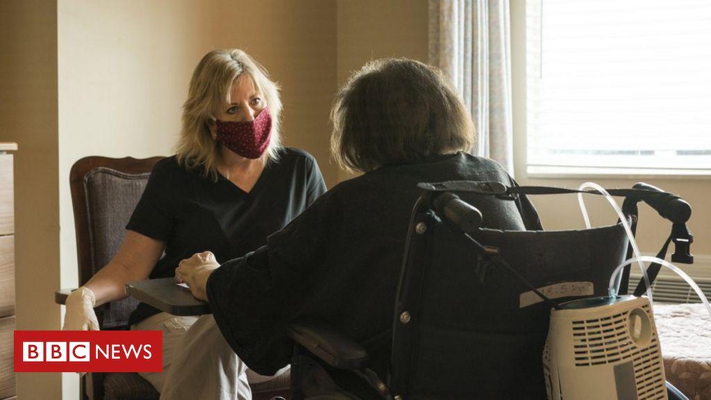 """Coronavirus: Pflegeheimbesuche wegen fehlender Tests """"verzögert"""""""