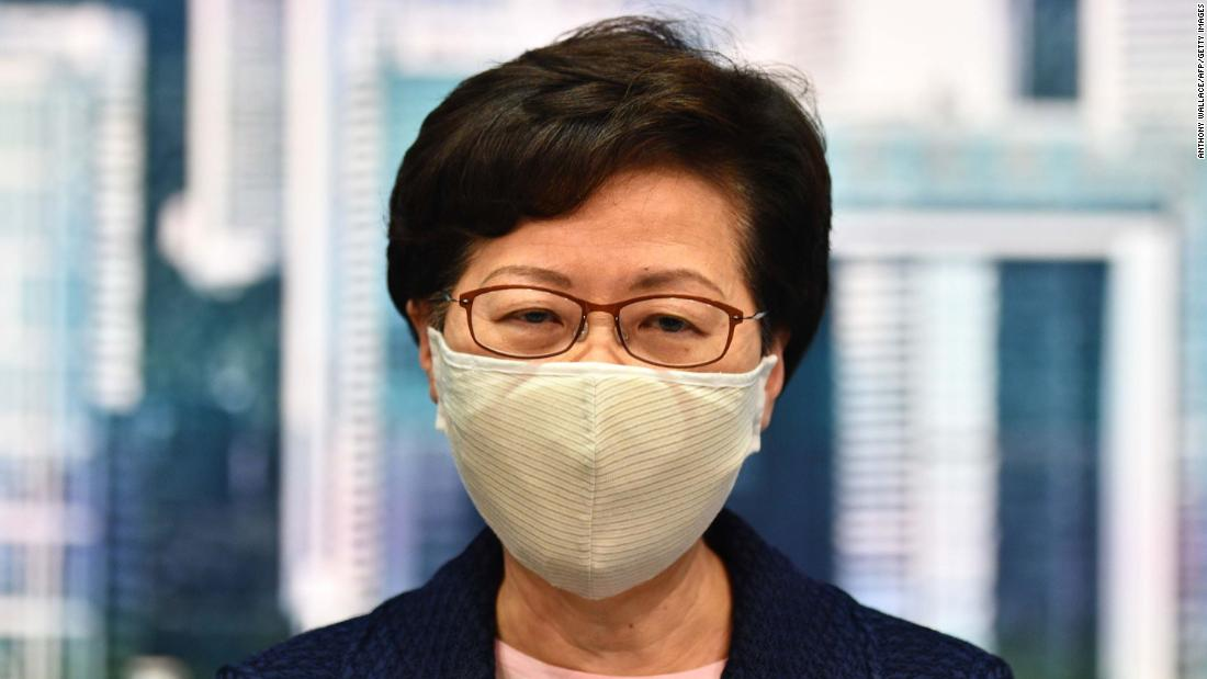 Hongkong verschiebt die Parlamentswahlen wegen Ängsten vor Coronaviren