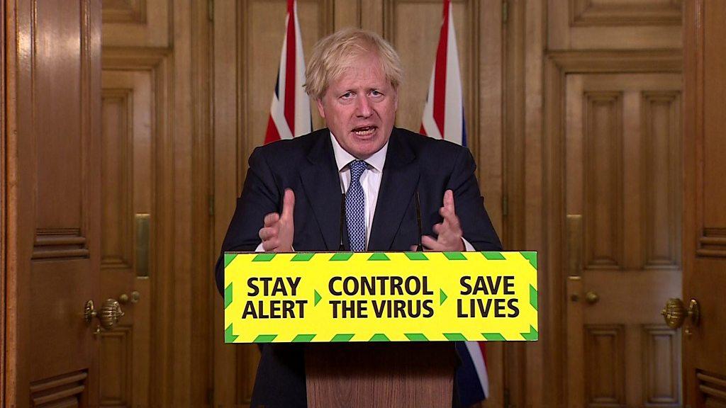 Coronavirus: Boris Johnson verschiebt die Lockerung in England