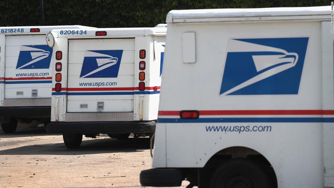Wahl 2020: USPS-Beschäftigte sind alarmiert über neue Richtlinien, die sich auf die Post bei Abstimmungen auswirken können, berichtet die Washington Post