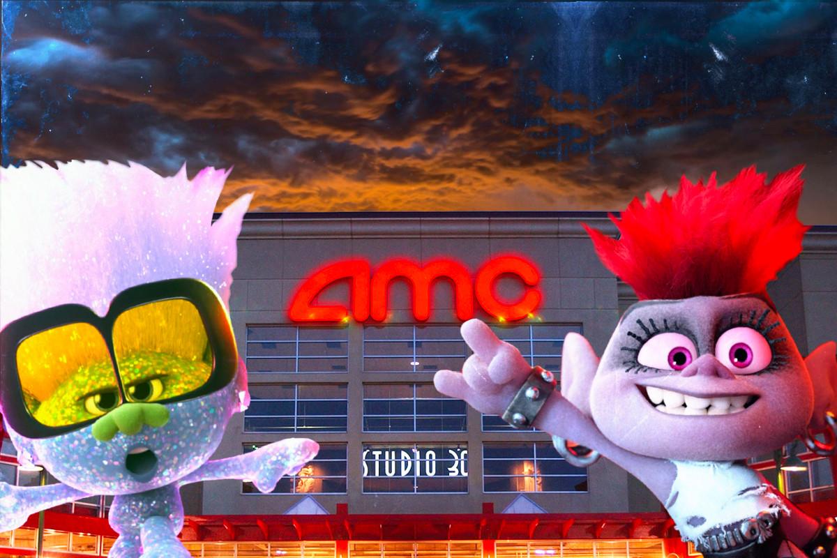 AMC und Universal's Deal werden Filme in 17 Tagen auf On Demand bringen