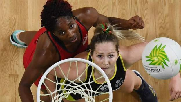 "Ama Agbeze: Coronavirus ""könnte den Frauensport Jahrzehnte zurückversetzen"" - ehemaliger englischer Netball-Kapitän"