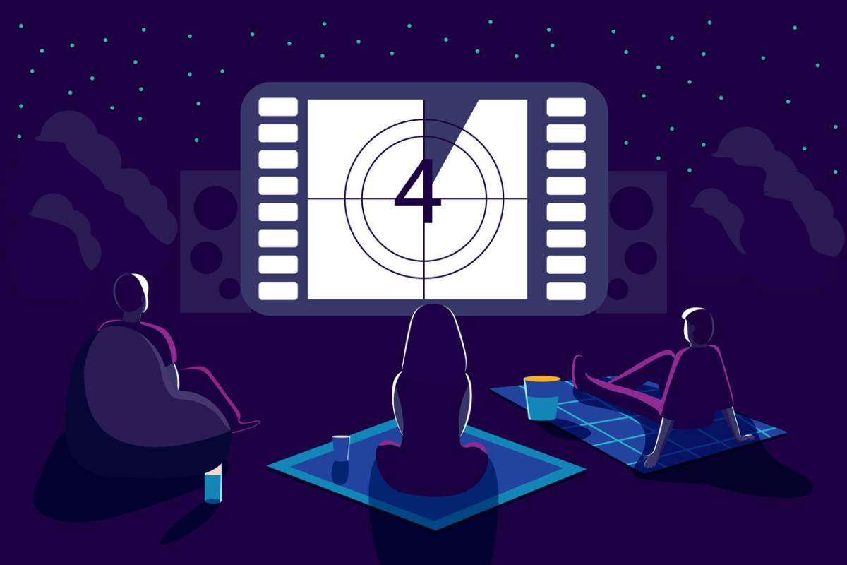Beste Outdoor-Filmleinwände für den Sommer 2020