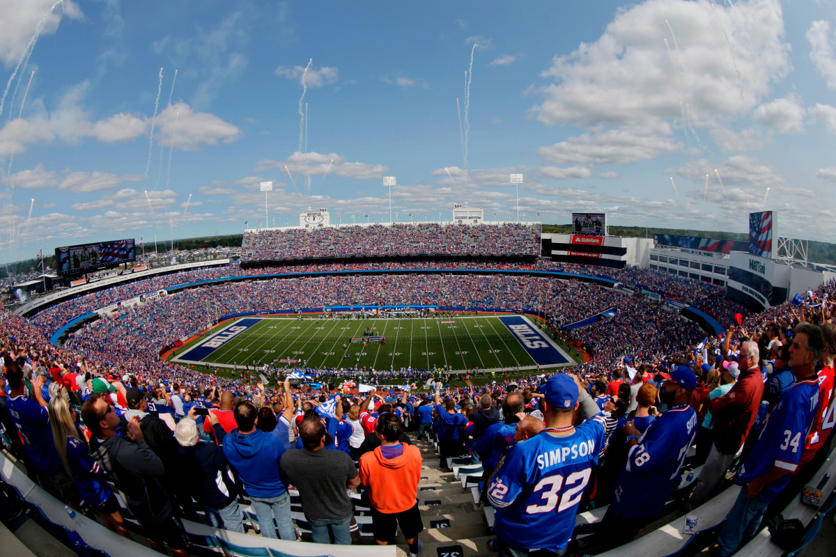 Bidethersteller Tushy will das Stadion von Buffalo Bills umbenennen