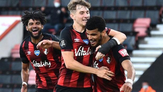 Bournemouth 4-1 Leicester City: Dominic Solanke trifft zweimal für Kirschen