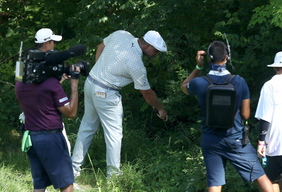 Bryson DeChambeaus epischer Memorial-Zusammenbruch half Tiger Woods