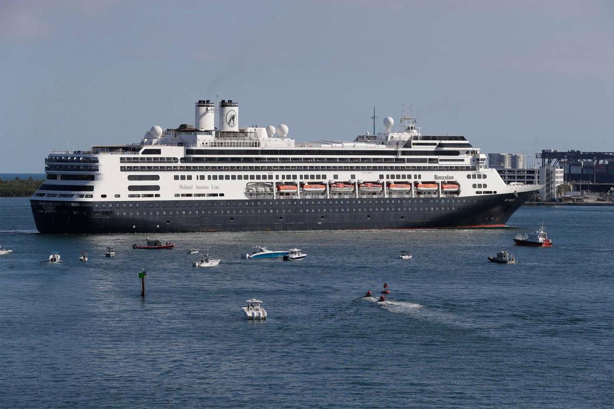 """CDC verbietet US-Kreuzfahrten bis September wegen """"anhaltender"""" Ausbrüche auf Schiffen"""
