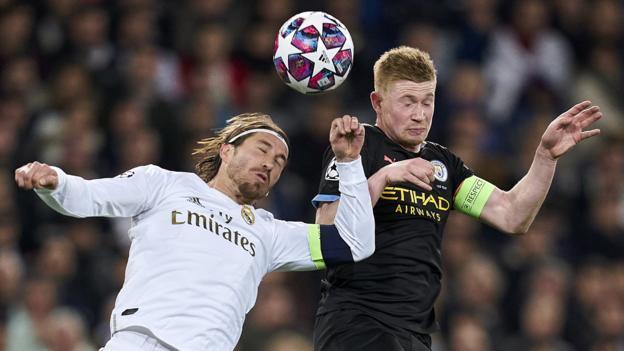 Champions League: Man City erhält grünes Licht für Real Madrid im Etihad Stadium