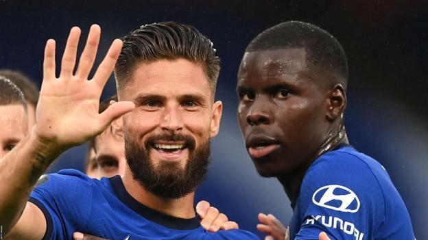 Chelsea 3: 0 Watford: Blues steigern die Hoffnungen der Champions League mit einem komfortablen Sieg gegen die kämpfenden Hornets