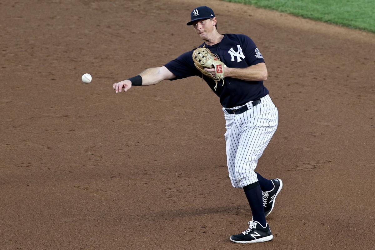 DJ LeMahieu beeindruckt Yankees im Gegenzug zur Aufstellung nach dem Coronavirus