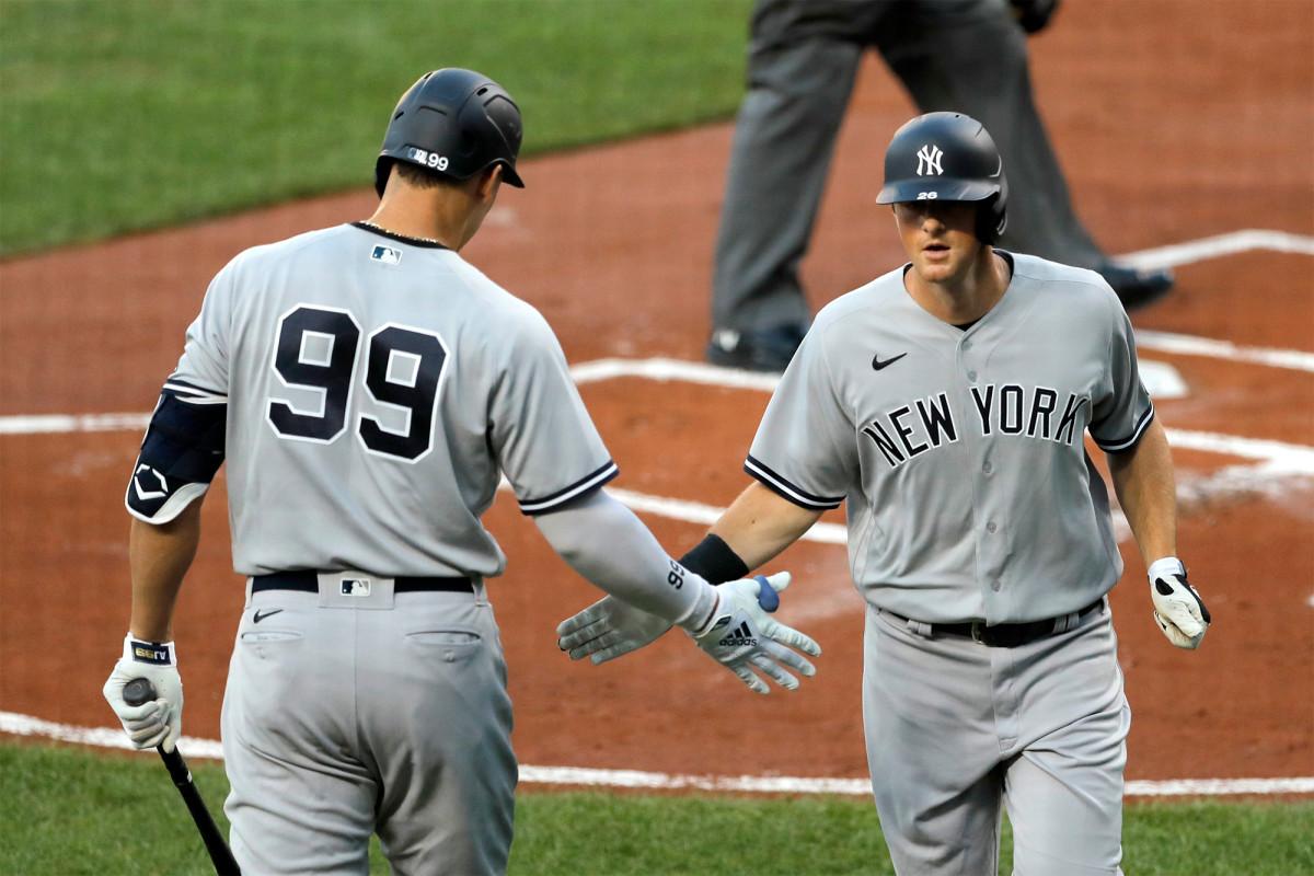 DJ LeMahieu geht los, als Yankees wieder Orioles dominieren