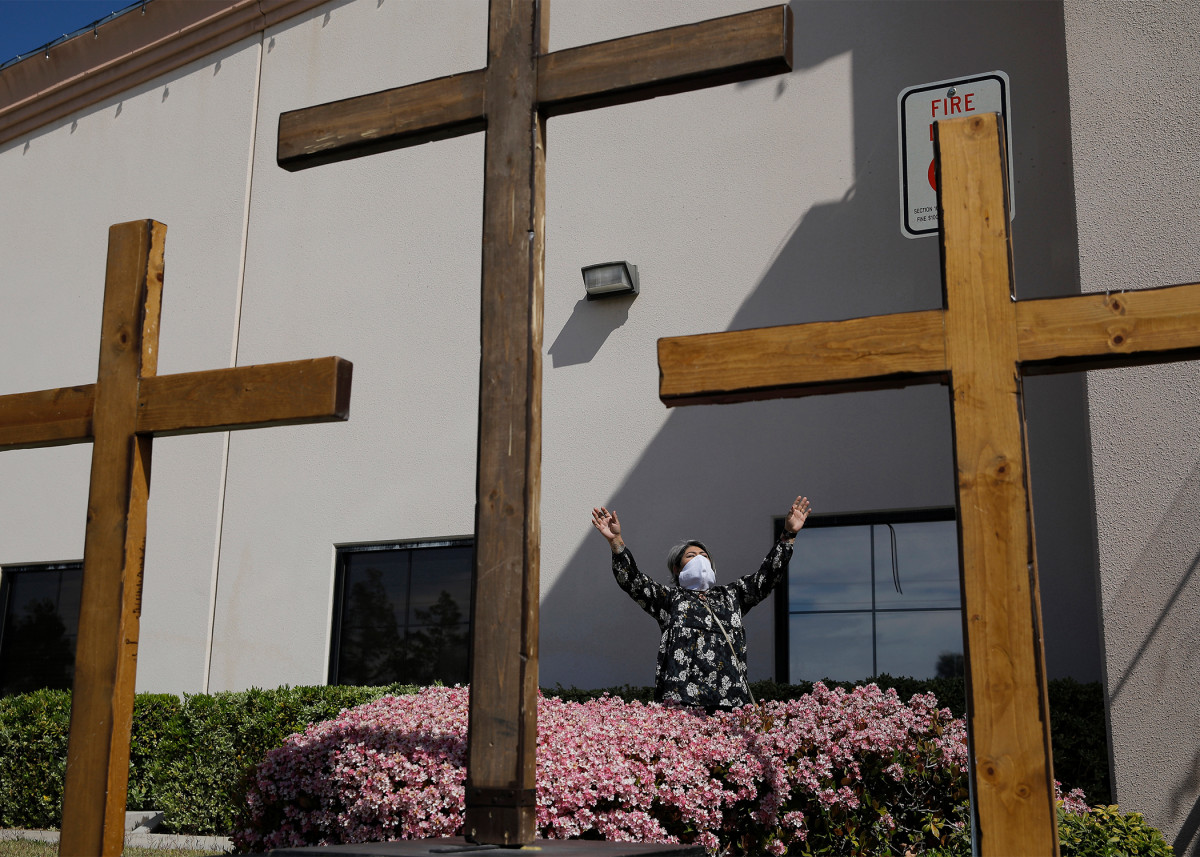 Der Oberste Gerichtshof bestreitet die Berufung der Kirche von Nevada gegen die COVID-19-Regel