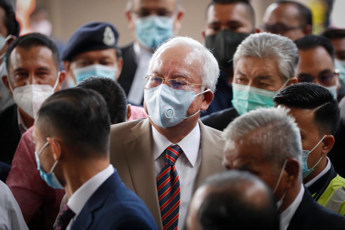 Der malaysische Ex-Premier Najib Razak wurde wegen Transplantationsbeschuldigungen über 1MDB verurteilt